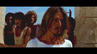 JESUS CHRIST SUPERSTAR ( The Temple - 1973 60fps ) HD