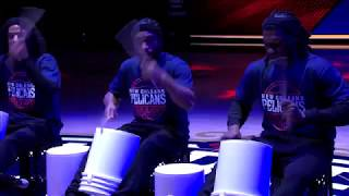 These Drummers In Sync Was Next Level Intense