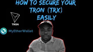 Tron (TRX) - How to Put Your Tron In A Wallet