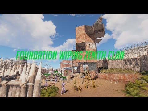 [Rust] The Foundation Wipe!! (Vanilla) thumbnail