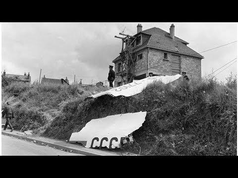 Катастрофа Ту-144 в Ле-Бурже в 1973 году: почему засекретили причины
