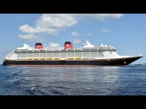 Mousesteps Weekly #173 Disney Fantasy Cruise Overview - Aft Balcony Room, Disney Jr. Breakfast, Tour