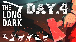 The Long Dark : 漫漫長夜【生存對抗】 阿神 V.S 舞秋風 Day.4