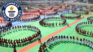 Largest Karma Naach dance - Guinness World Records