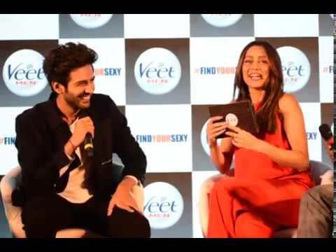 Kartik Ayran Bollywood Actor Launch Veet Hair Removal Cream For