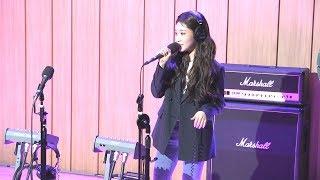 180118 청하(Chung Ha) - Roller Coaster(Live)