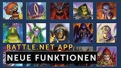 Blizzard Battle.net App - Neue Funktionen, Server und Offline Anzeigen