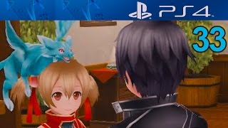 Sword Art Online Re: Hollow Fragment PS4 Parte 33 : FEED PINA | Let