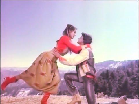 Chahe Lakh Toofan Ayen _ Movie: Pyar Jhukta Nahin (1985) Singers:  Shabbir Kumar, Lata   HD