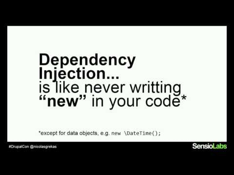 Mastering Dependency Injection in D8