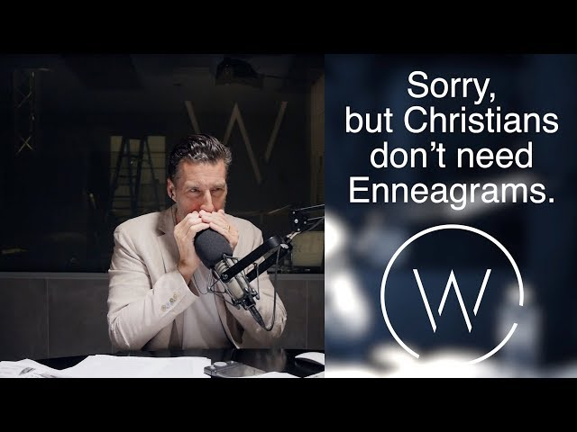 Sorry, but Christians don't need Enneagrams.