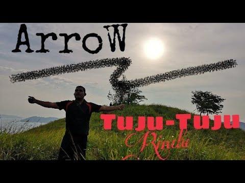 Arrow- Tuju- Tuju Rindu (lirik)
