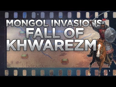 Mongols: Fall of Khwarezm - Battles of Parwan and Indus DOCUMENTARY