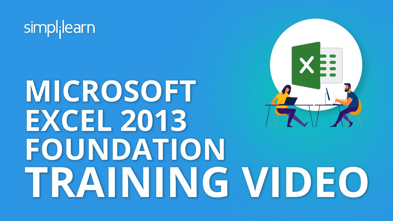 Microsoft excel 2013 foundation training video mos foundation microsoft excel 2013 foundation training video mos foundation excel 2013 tutorials youtube 1betcityfo Image collections