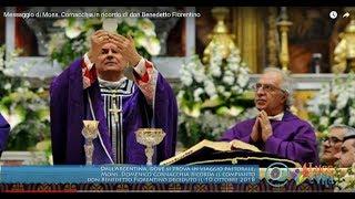 Messaggio di Mons. Cornacchia in ricordo di don Benedetto Fiorentino