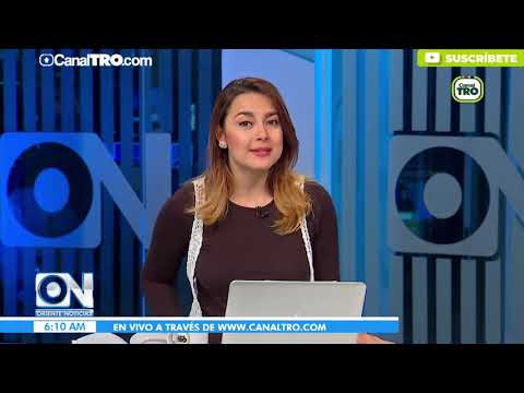 Oriente Noticias primera emisión 18 de septiembre