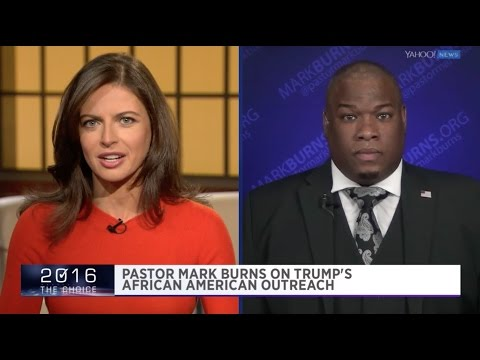 Pastor Mark Burns on Trump's African-American outreach