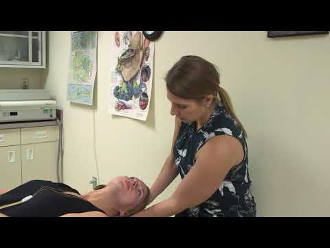 Vestibular Tests - Left Dix Hallpike Maneuver