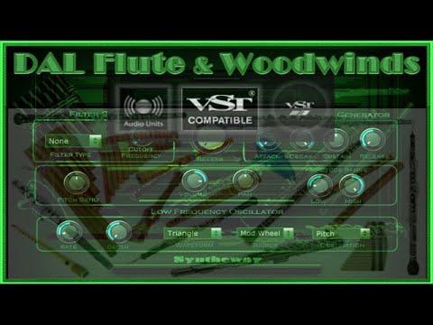 Fantasize SoundFont Player SF2 VSTi Software (Sampler Virtual