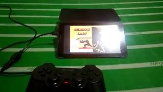 Generic USB Gamepad on EPSXE for Android