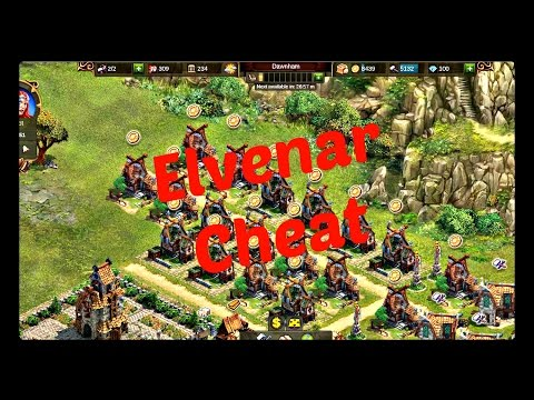 ELVENAR │ Auto Bot Cheat [Undetectable]