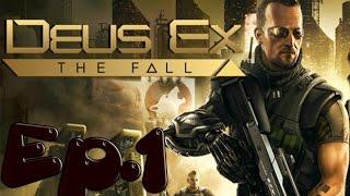 Deus Ex The Fall: