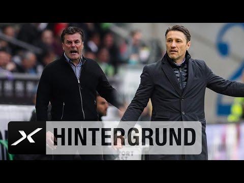 Borussia Mönchengladbach oder Eintracht Frankfurt: Wer darf nach Berlin? | DFB-Pokal