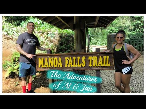 Take A Hike: Manoa Falls! (Hawaii)