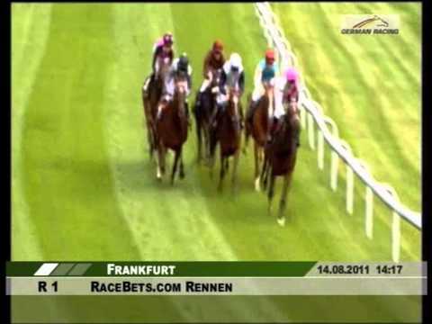 Frankfurt 14.08.2011 RaceBets.com - Die Pferdewette im Internet-Rennen