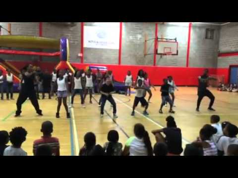 Maps carvel remix @Maroon 5 |Choreography by Treasure Meri