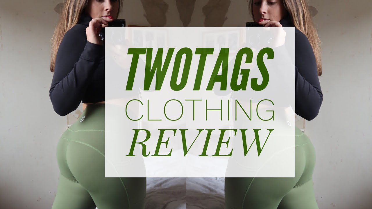 73bdcc2130346 TWOTAGS ACTIVEWEAR REVIEW - YouTube