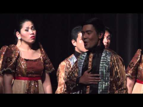 UST Singers | Go the Distance