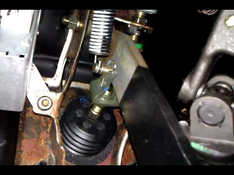 Brake Pedal Assembly Youtube