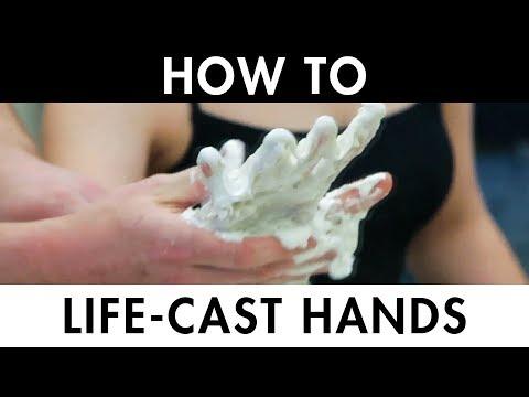 Lifecasting Kits for reproducing body parts