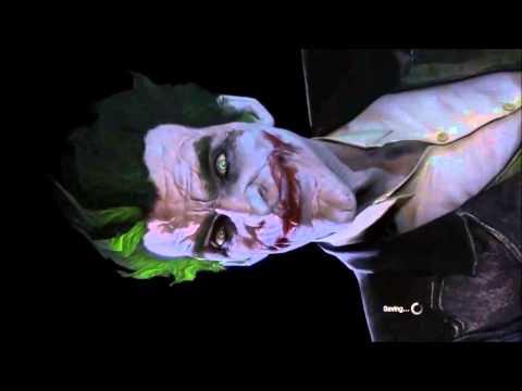 All Joker's Game Over Lines in Arkham Games