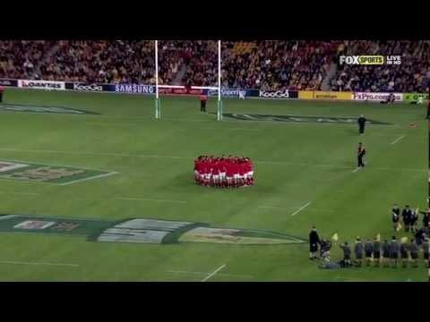 Wallabies vs Wales - 1st Test Highlights - June 2012
