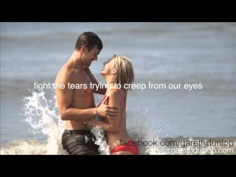 Wrap Your Arms Around Me Lyric Video  by Gareth Dunlop