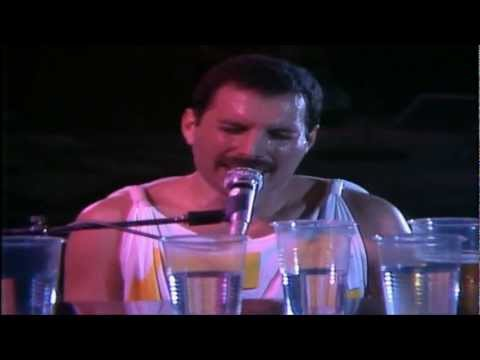 Queen - Bohemian Rhapsody HD (Live At Wembley 86)