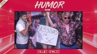 Blue Space Ofical - Matinê - Humor - 29.04.18