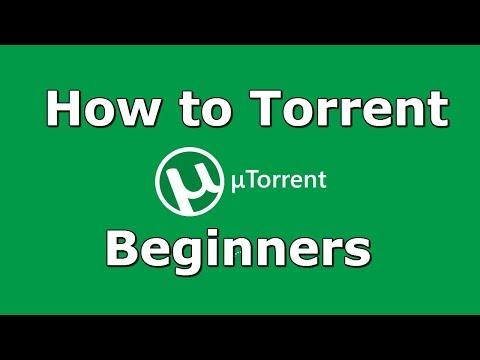 How To Download Movies & Files From Utorrent | 2017