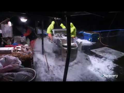 Американские горки в воде - Смертельный улов