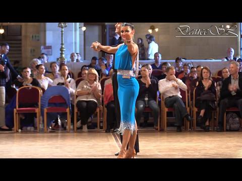 Senior II Latin Final All 5 Dances WDSF Vienna 2017 09 April Sunday