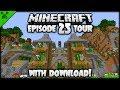 Python's World Tour & Download! (#1) | Python's World (Minecraft Survival Let's Play) | Episode 25