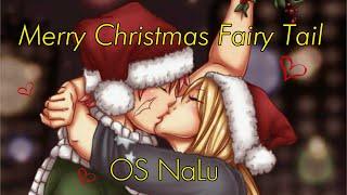 Merry Christmas Fairy Tail [OS NaLu]