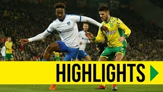 FA CUP HIGHLIGHTS - Norwich City 0-1 Portsmouth