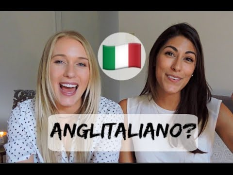 ENGLISH WORDS THAT ITALIANS USE from YouTube · Duration:  9 minutes 6 seconds