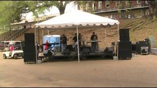 Gimme Gimme Good Lovin (Crazy Elephant Cover) -  Brad Dison Band at 2013 Natchitoches Jazz Fest