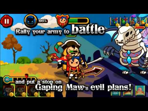 Wizard and Dragon Defense  (Mobile Game)