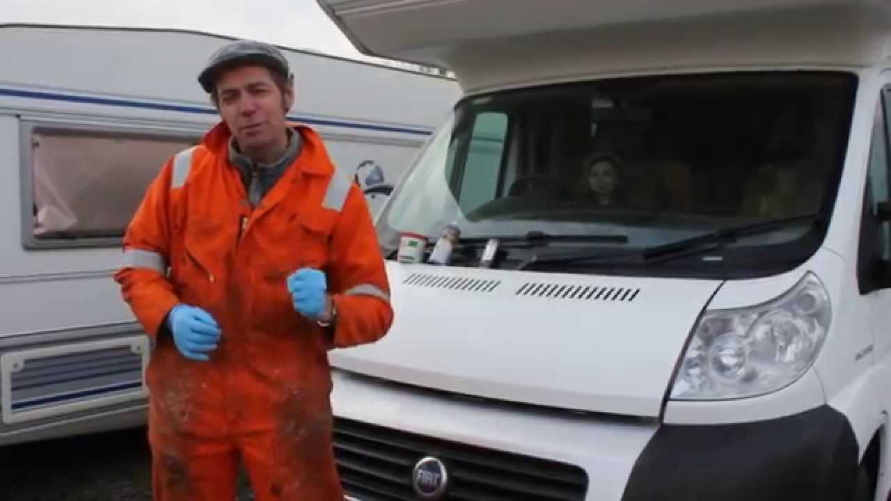 How To Cure A Stiff Gear Change On Fiat Ducato Motorhome Or Van Doblo Central Locking Wiring Diagram