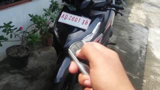 Remot ALARM PnP motor Honda VARIO 125 /150 eSP bis